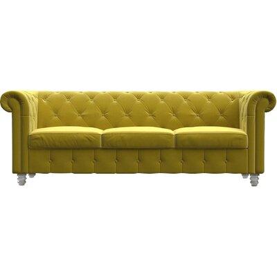 Chittenden Sofa Upholstery: Olivine/Green
