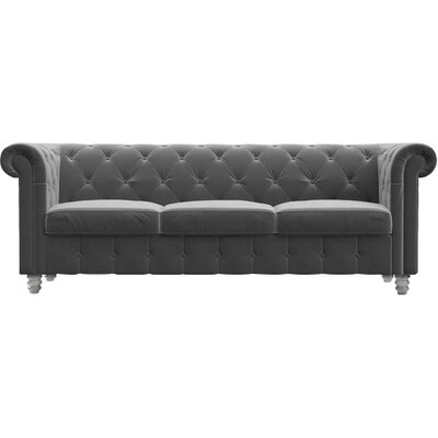 Whitely Sofa Upholstery: Platinum