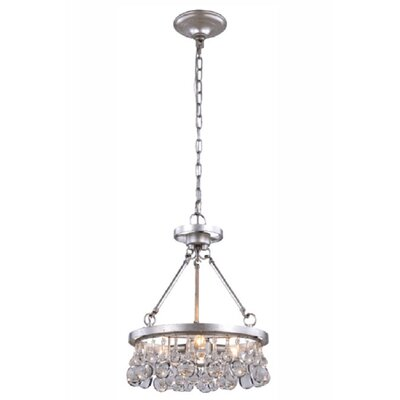 Verlie 3-Light Pendant
