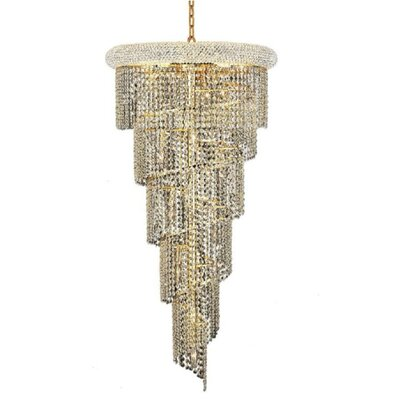 Mathilde 18-Light Crystal Pendant EYQN4035 41223097