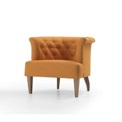 Keffer Wooden Armchair