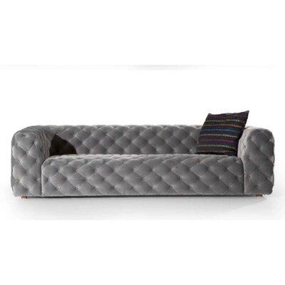 Keil Sofa Upholstery: Gray