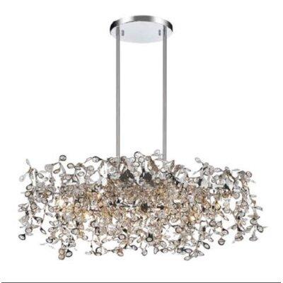 Ambriz 7-Light Crystal Chandelier