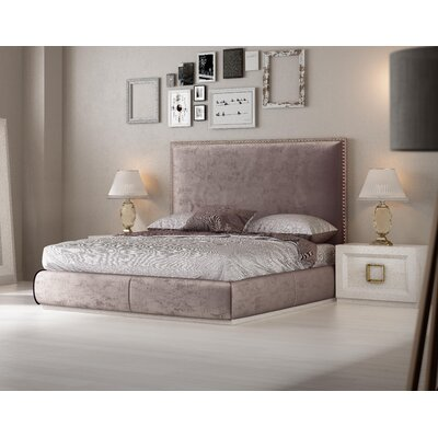 Knorr Panel 4 Piece Bedroom Set Size: King