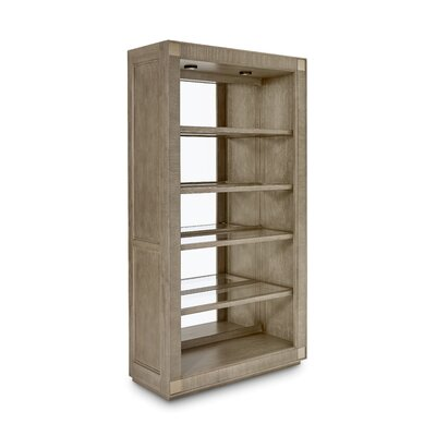 Albright Lighted Curio Cabinet