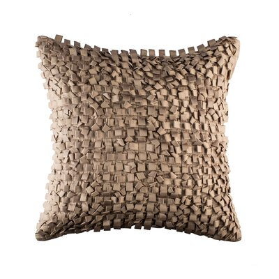 Cirincione Voluminous Cubes Pillow Cover