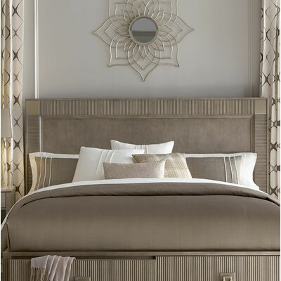 Regine Panel Headboard Size: Queen