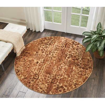 Lambert Latte Area Rug Rug Size: Rectangle 36 x 56