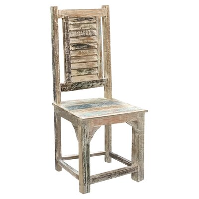 Desirae Solid Wood Dining Chair