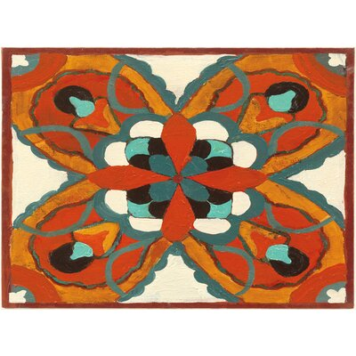 Laila 1 Area Rug Rug Size: 4 x 6
