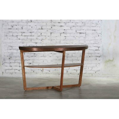 Erin Spiral Console Table