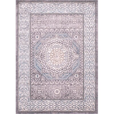 Mclaughlin Distressed Ash Area Rug