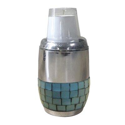 Keith Iceberg Aqua Dixie Cup Bathroom Accessory Set BBMT2324 39857849