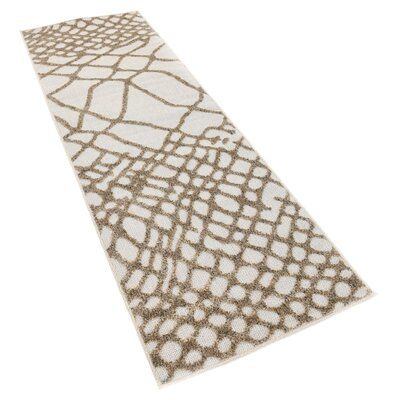 Jessie Cream Indoor/Outdoor Area Rug Rug Size: Rectangle 6 x 2