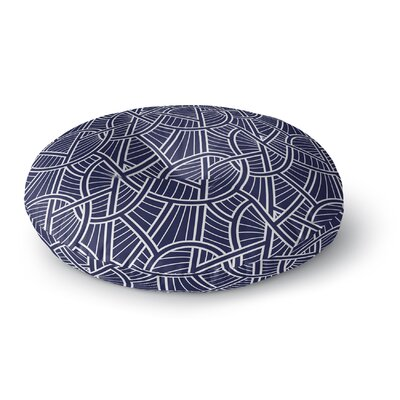 Corinne Indoor/Outdoor Floor Pillow Size: 23 H x 23 W x 9.5 D
