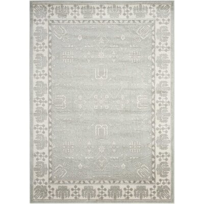 Prunella Spa Area Rug Rug Size: Rectangle 53 x 73