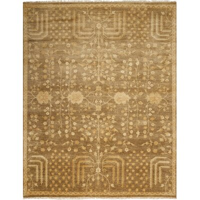 Siriano Mushroom Area Rug Rug Size: Rectangle 79 x 99