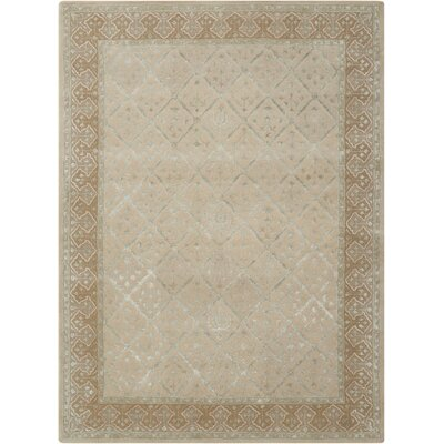 Veda Sand Area Rug Rug Size: Rectangle 56 x 75