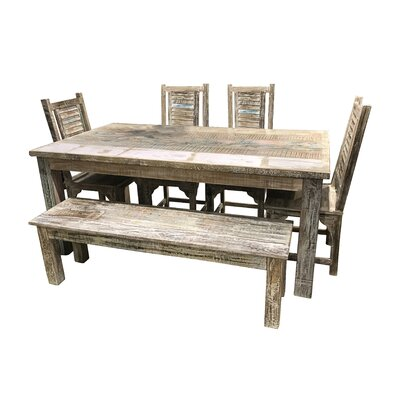 Wyandotte 6 Piece Dining Set
