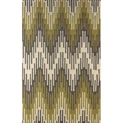 Flanary Hand Tufted Pear Area Rug Rug Size: Rectangle 6 x 9