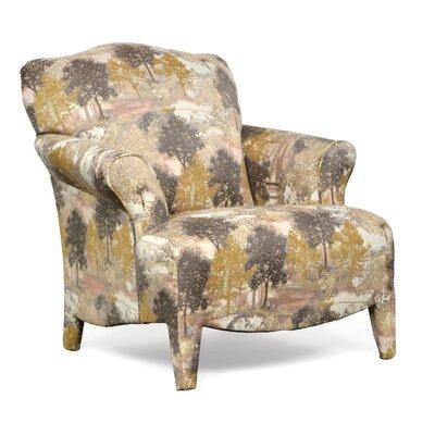 Portmeirion Armchair Upholstery: Sycamore Rose