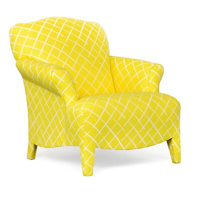 Portmeirion Armchair Upholstery: Core End Daffodil