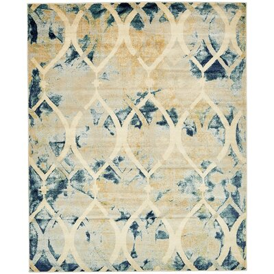 Jani Beige Area Rug Rug Size: Rectangle 9 x 12
