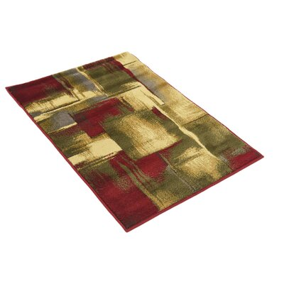 Jaidan Brown/Beige Area Rug Rug Size: Rectangle 22 x 3