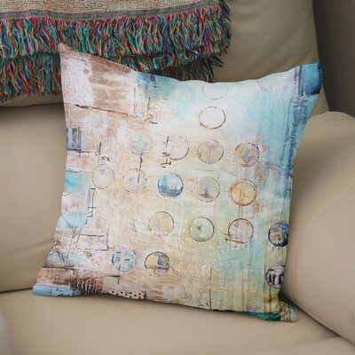 Curcio Indoor/Outdoor Throw Pillow Size: 18 H x 18 W x 8 D