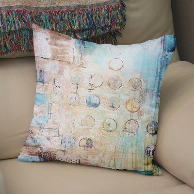 Curcio Indoor/Outdoor Throw Pillow Size: 24 H x 24 W x 8 D