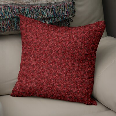 Crestwood Accent Throw Pillow Size: 24 x 24