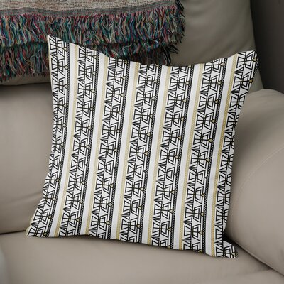Havran Accent Throw Pillow Size: 24 x 24