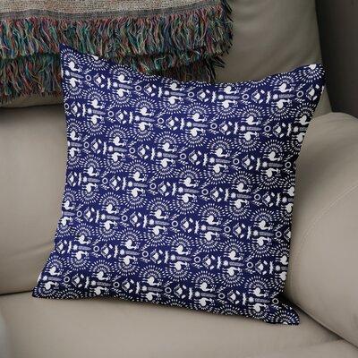 Deidra Accent Throw Pillow Size: 24 x 24
