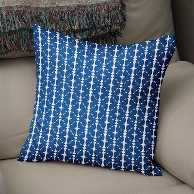 Demina Throw Pillow Size: 24 x 24