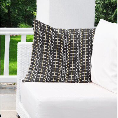 Davidson Indoor/Outdoor Throw Pillow Size: 18 x 18