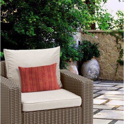 Crestview Outdoor Lumbar Pillow