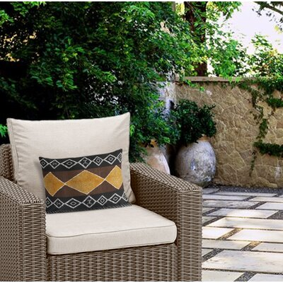 Cox Outdoor Lumbar Pillow