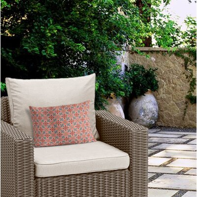Allegra Outdoor Lumbar Pillow