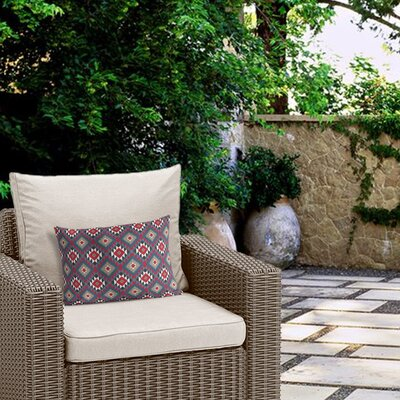 Diane Outdoor Lumbar Pillow