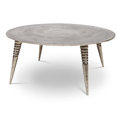 Tuntange Coffee Table Color: Silver