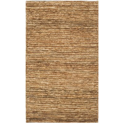 Elaine Natural Area Rug Rug Size: Rectangle 4 x 6