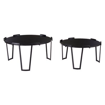 Smithtown 2 Piece Coffee Table Set