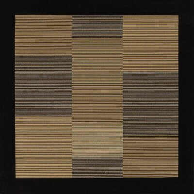 Judlaph Yellow/Gray Area Rug Rug Size: Square 53