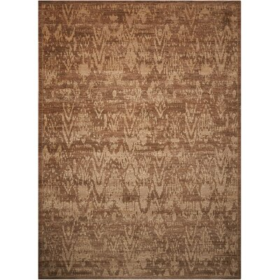 Dringenberg Traditional Chocolate Area Rug Rug Size: Rectangle 86 x 116