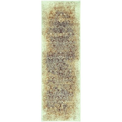 Icenhour Camel/Brown Area Rug Size: Runner 28 x 8
