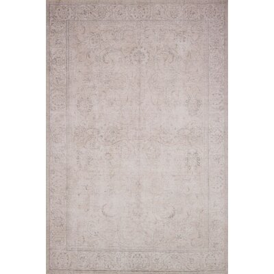 Rakesh Sand Area Rug� Rug Size: Rectangle 76 x 96