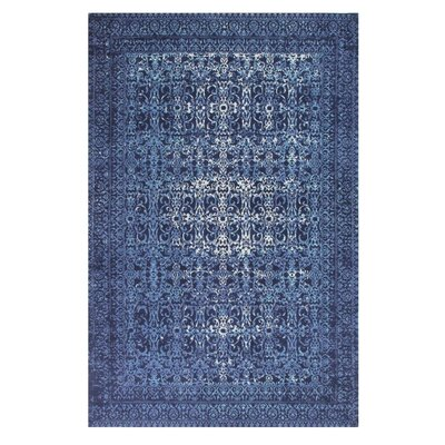 Nardi Blue Area Rug Rug Size: Rectangle 525 x 75