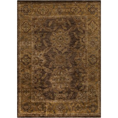 Curry Honey Rug Rug Size: Rectangle 8 x 11
