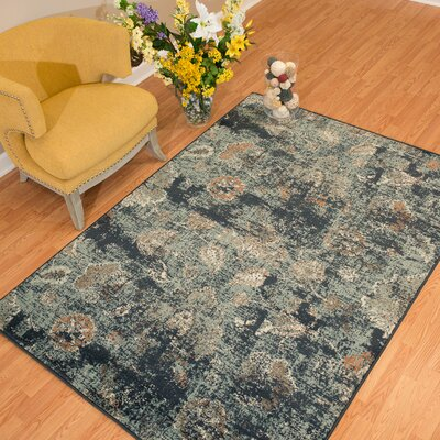 Randolph Tibetan Multi-Colored Area Rug Rug Size: 710 x 106