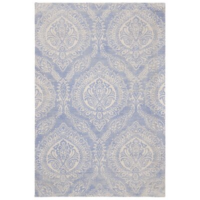 Mellie Hand Tufted Blue Area Rug Rug Size: Rectangle 3 x 5